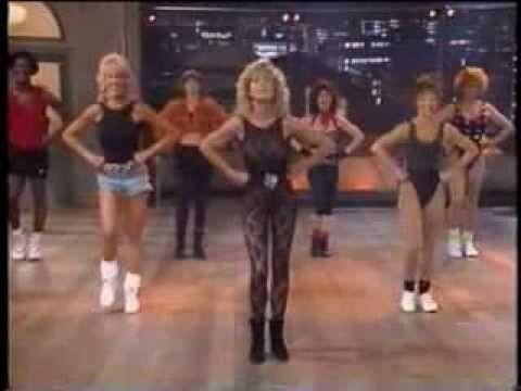 Jane Fonda S Lean Routine File 1 Of 2 This Makes Me Want To Live In The 80s Jane Fonda Workout Best Workout Videos Lean Workout
