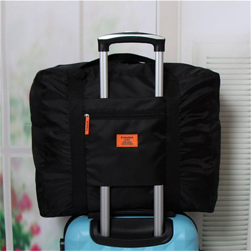 Portable Travel Storage Bag Luggage Suitcase Durable Waterproof Nylon Large  SIze Tidy Clothes Underwear Pouch Organiser