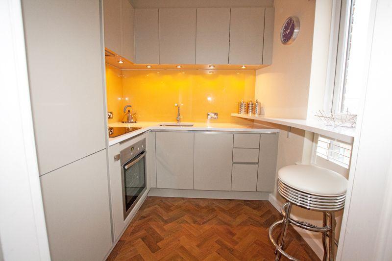 Small Matt Grey Kitchen Grey Kitchens L Shaped Kitchen Designs Kitchen Design Small