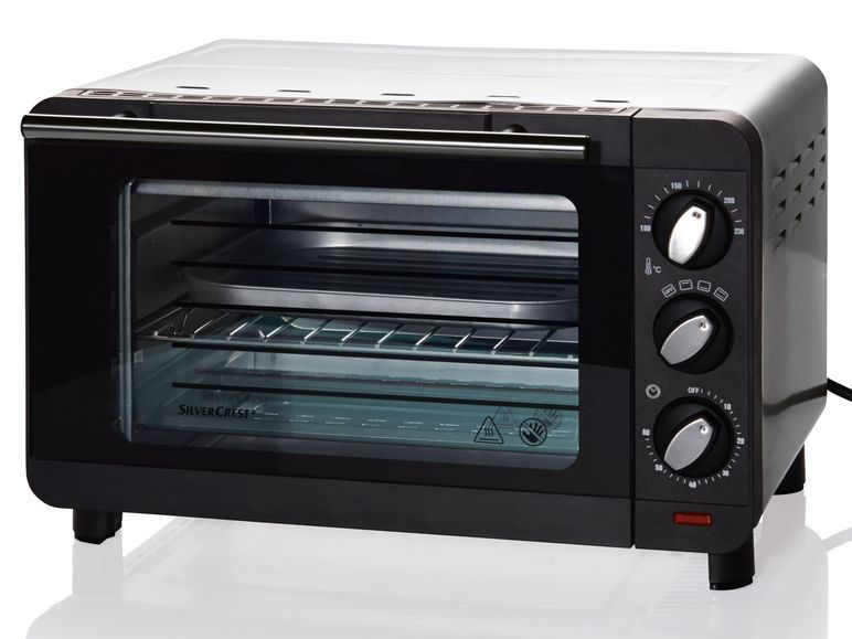 Silvercrest Grill Und Backautomat Sgb 1200 A1 Silber 1 Lidl