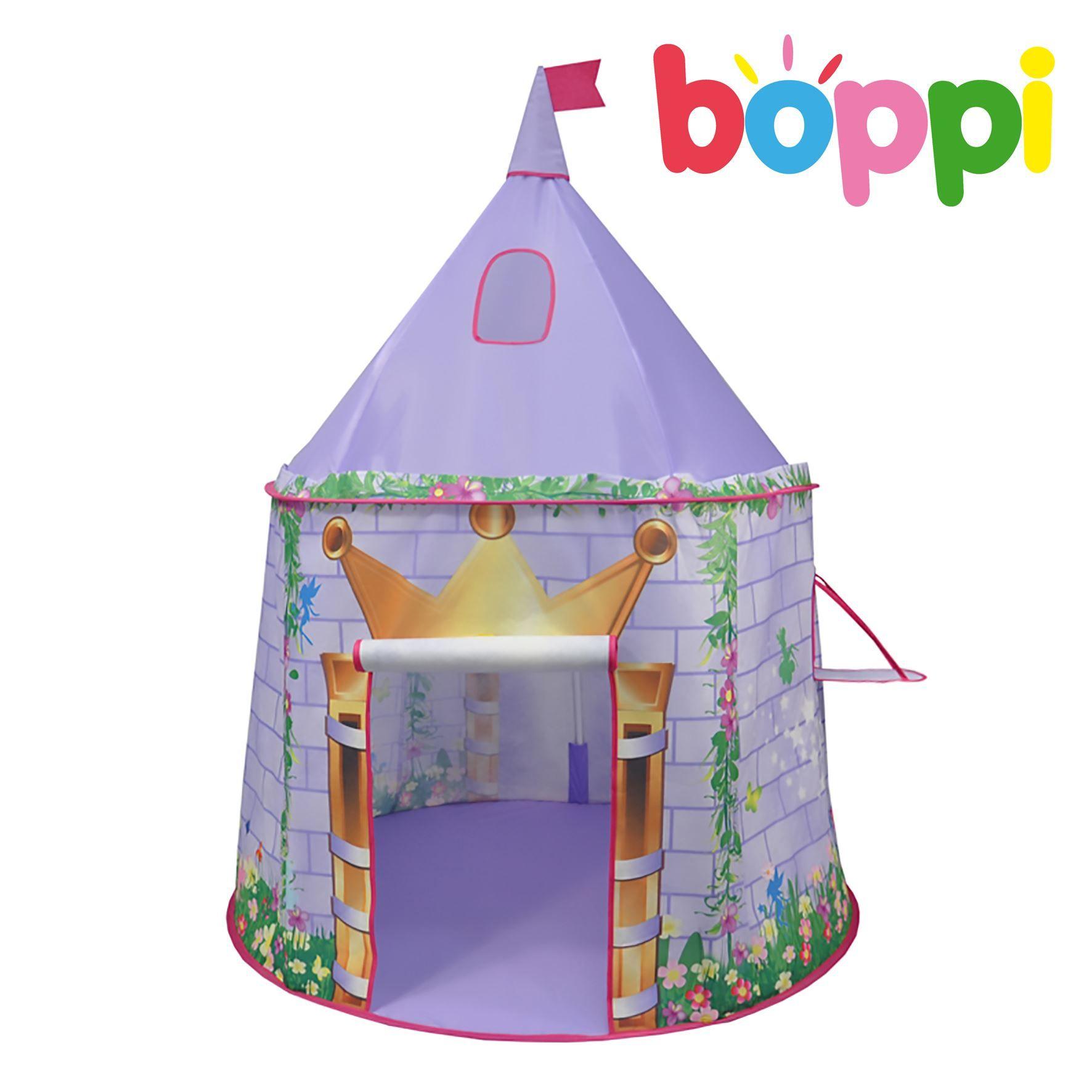 slott lektält childrens-kids-girls-pop-up-princess-fairy-play-tent