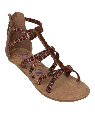 3eb547d7c921 Another great find on  zulily! Whiskey Fayth Sandal by Blowfish Malibu   zulilyfinds