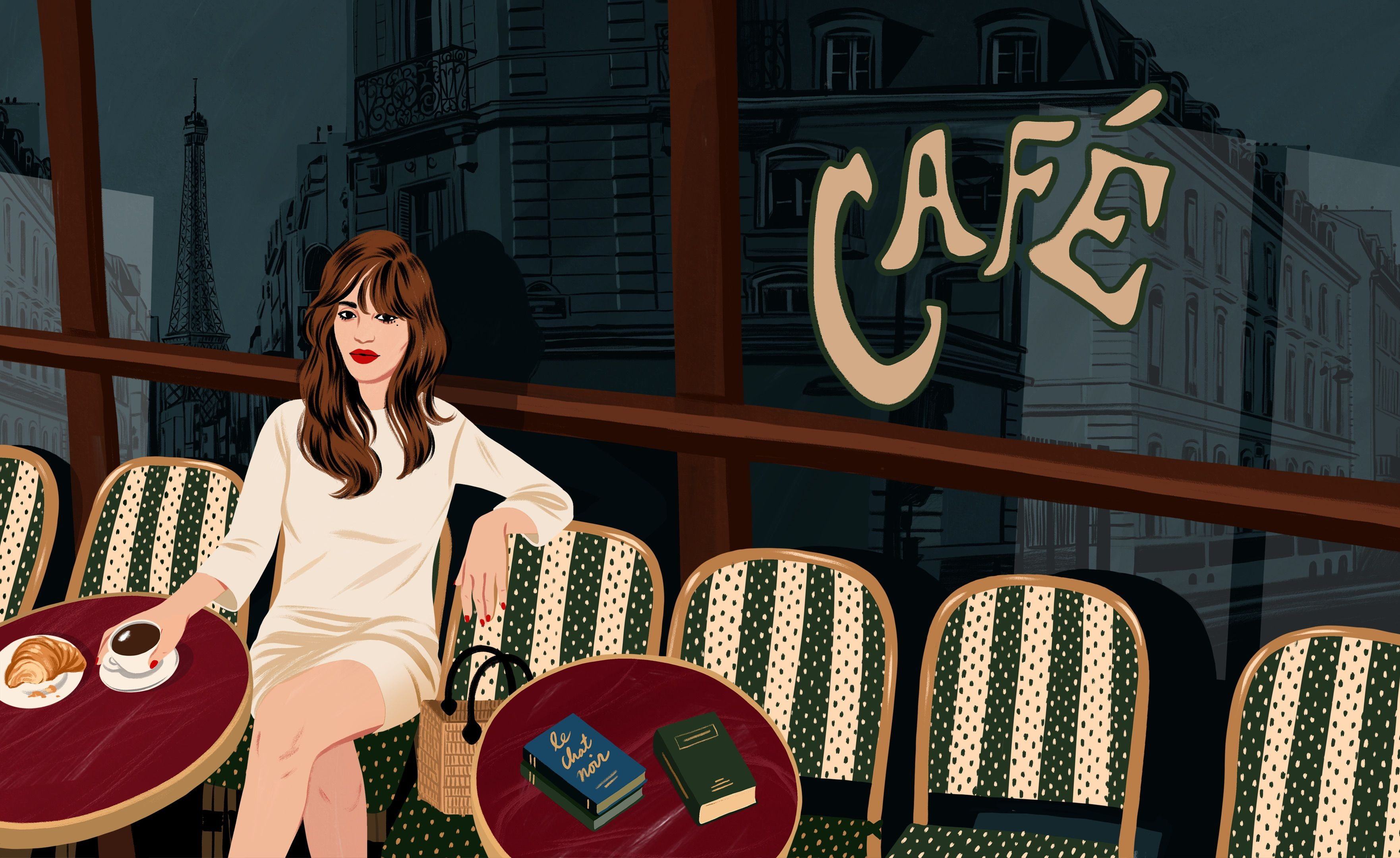 for French Chic App Store Story (With images