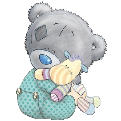 tatty teddy graphics | Tiny Tatty Teddy Cartoon Clip Art ...