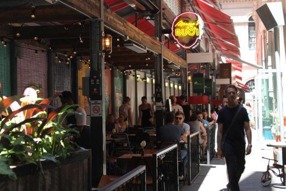 Postal Lane | Melbourne, Retail, Explore