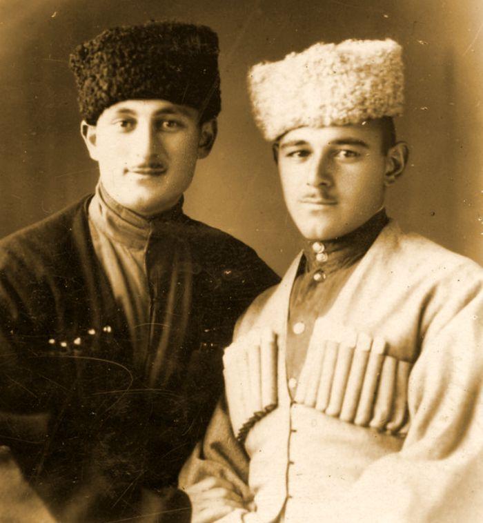 Georgian-Russian-Cossacks-299 | People, Style, Georgian