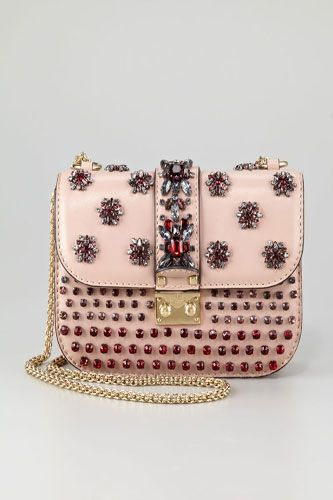 Jeweled bugs all over it. Valentino