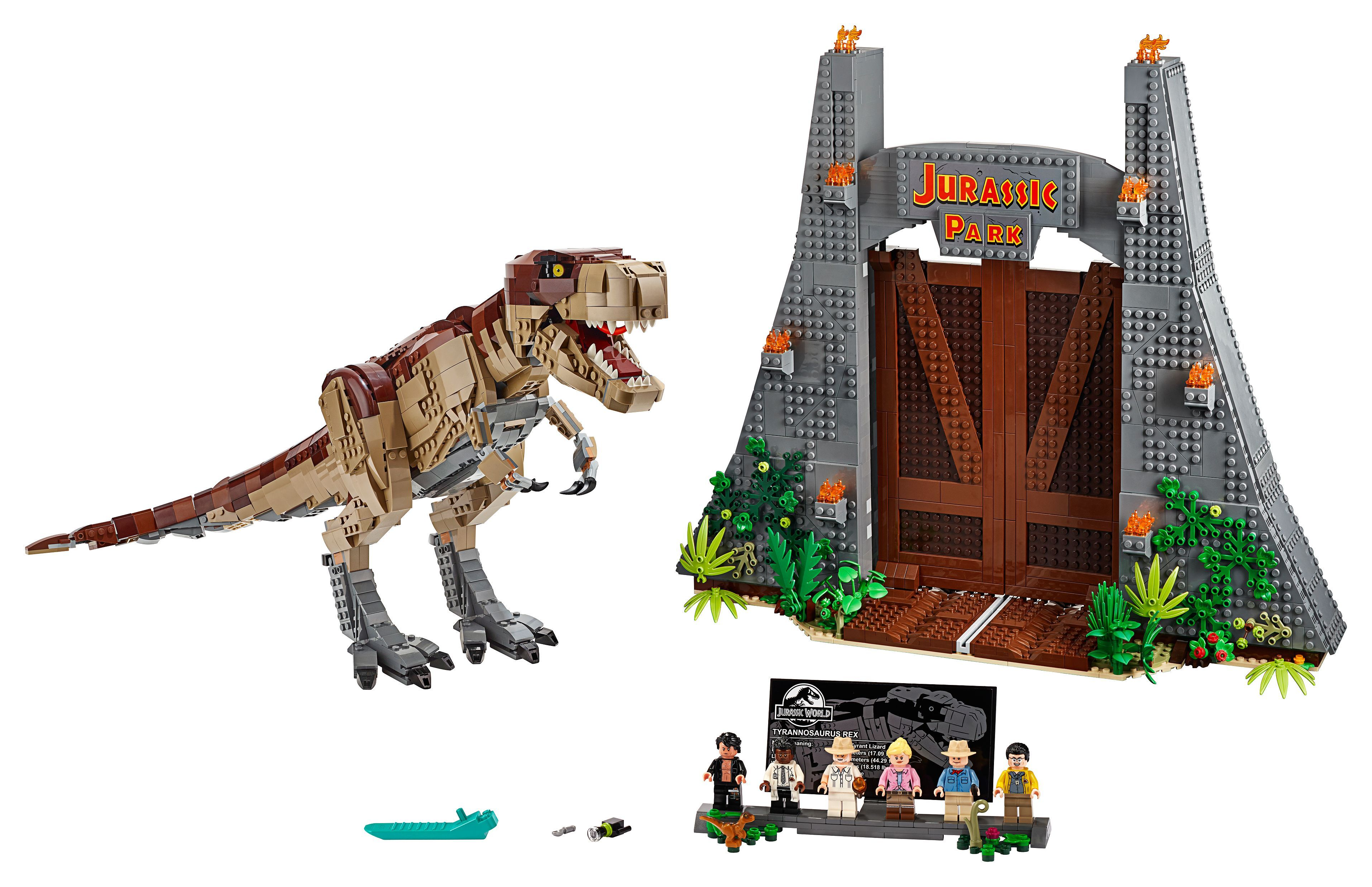 Jurassic Park T Rex Rampage 75936 Jurassic World Buy Online At The Official Lego Shop Us Lego Jurassic World Lego Jurassic Park Jurassic Park World