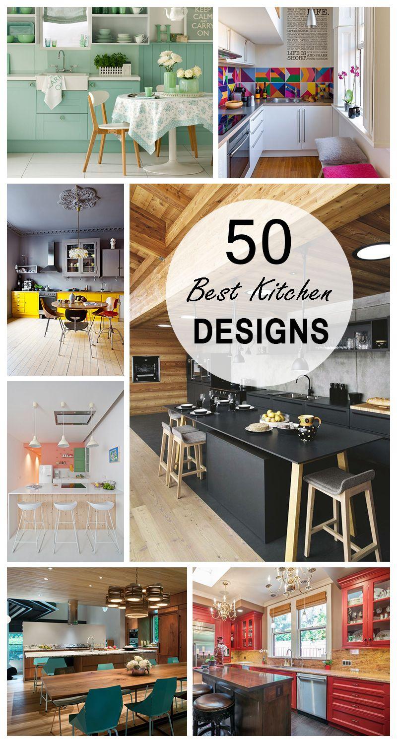 50 Best Kitchen Design Ideas For 2016 Kitchen Design Farmhouse Style Kitchen Decor Dream Kitchens Design
