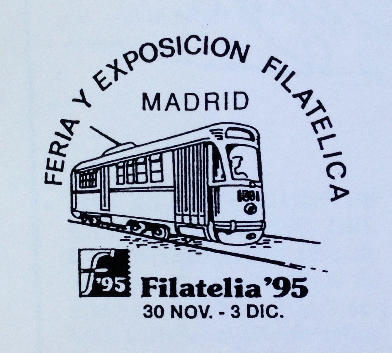 Madrid 1945. Tranvía Fiat PCC serie 1000 | Tranvías de España ...