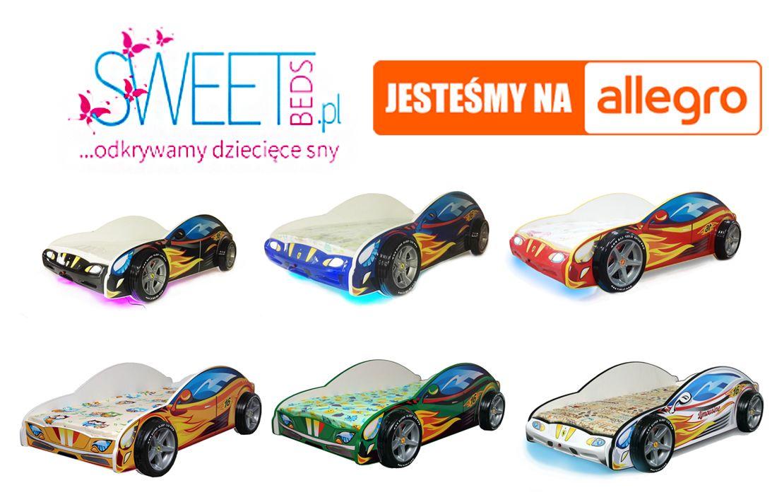 Wszystkie Nasze Lozeczka Przescieradla Materace I Posciel Znajdziecie Na Naszych Aukcjach Allegro Http Allegro Pl Uzytkownik Sweetbeds Order M Www Sw Toy Car