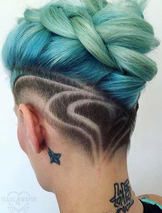hairstyle tattoo - photo #25