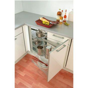 Kitchen Cabinet Organizers Wari Corner Base Cabinet