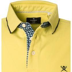 Hackett Poloshirt Herren, gelb Hackett