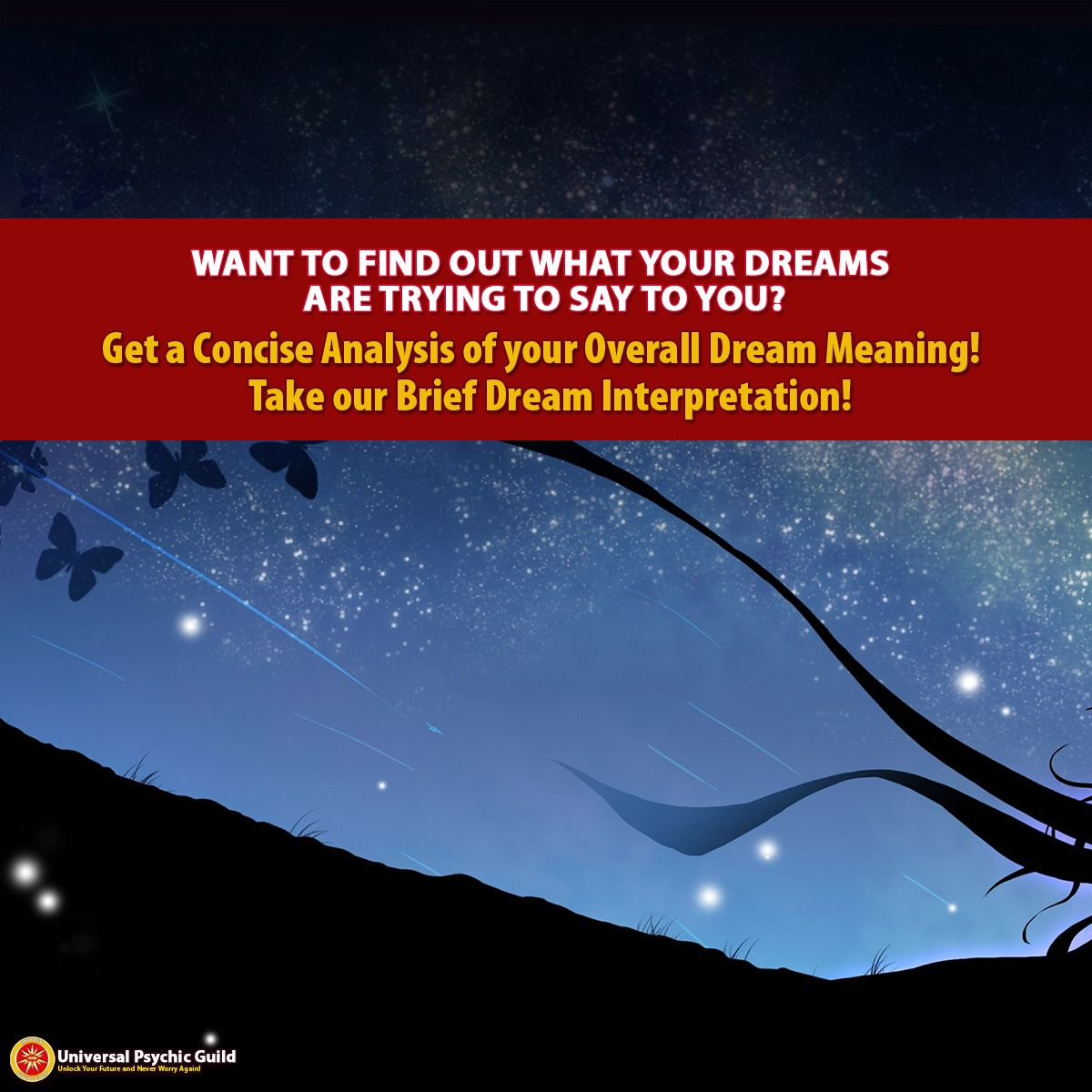 What do our dreams say