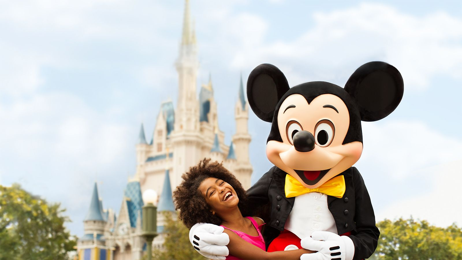 Meet Mickey Mouse at Walt Disney World Florida