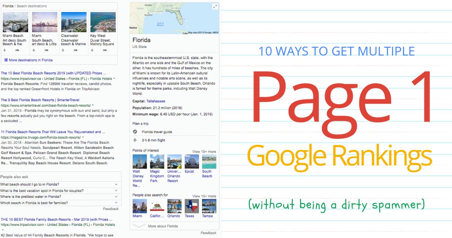 f98f539ea7a8fa482e2c97ec3c723946 - How To Get On Google Page 1 In An Hour