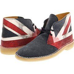 Clarks - Desert Boot  Ryan needs these.