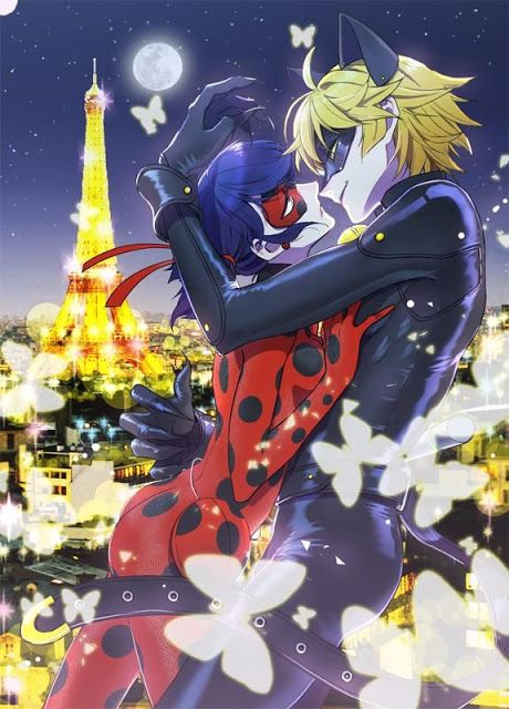 Animess2mania The Miraculous Ladybug E Chat Noir Miraculous
