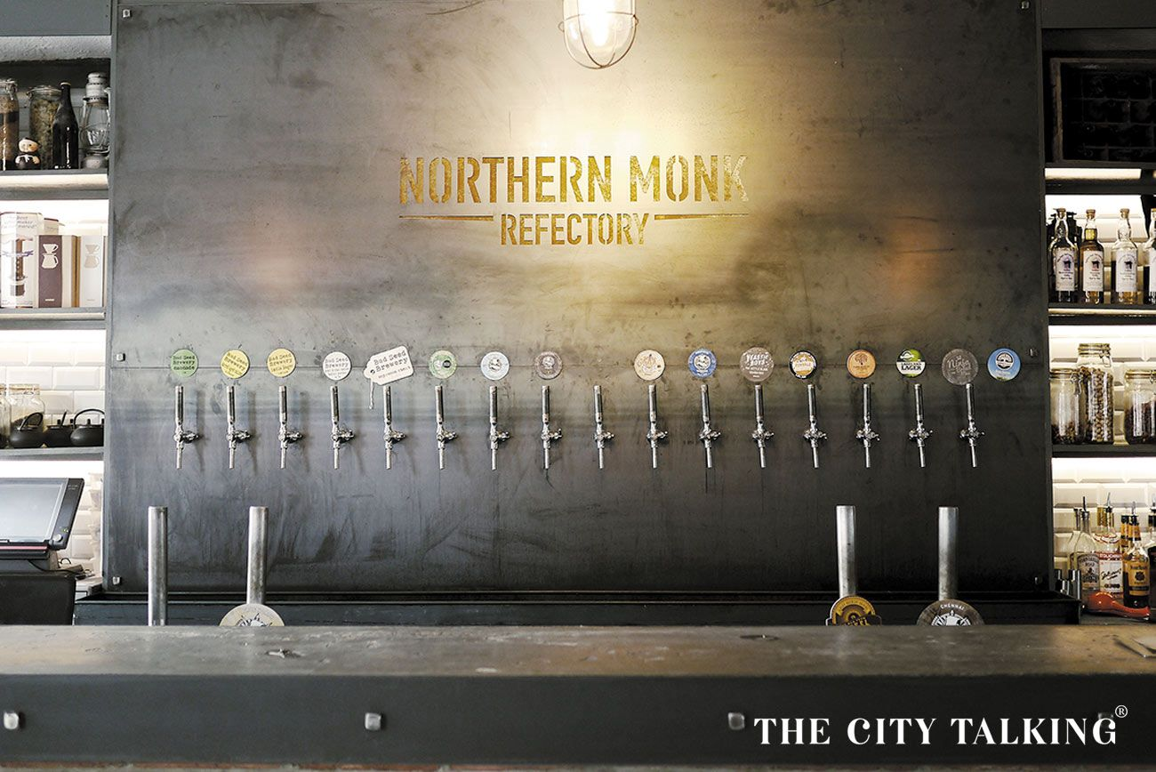 Beer Isn T What You Think It Is Anymore Kath Hartley Northern Monk Brew Co Craft Beer Shop Beer Bar Beer Shop