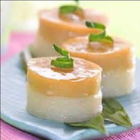 Resep Olahan Singkong Modern Kue Talam Singkong Chinese Dessert Savoury Cake Food