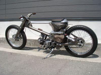JOSETY-C70: Honda Cub