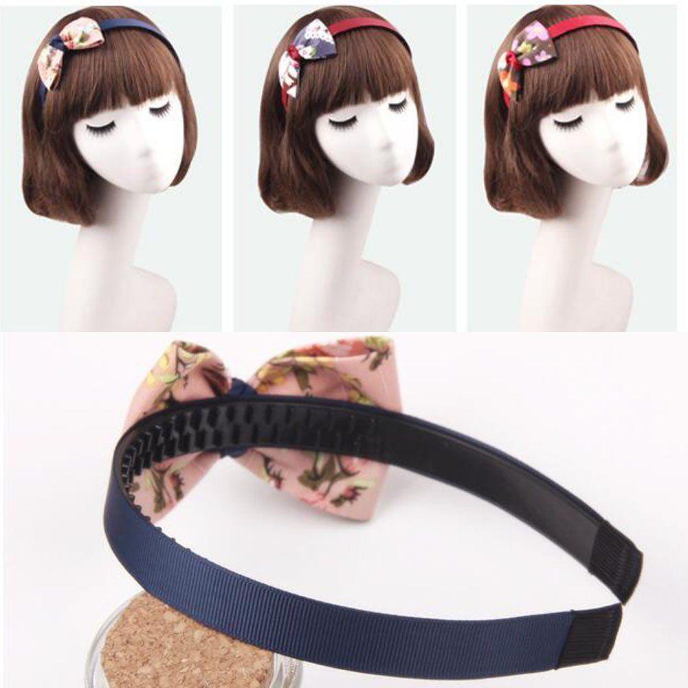 Girls cute hairband hair band headband hairdressing bowknot hair
