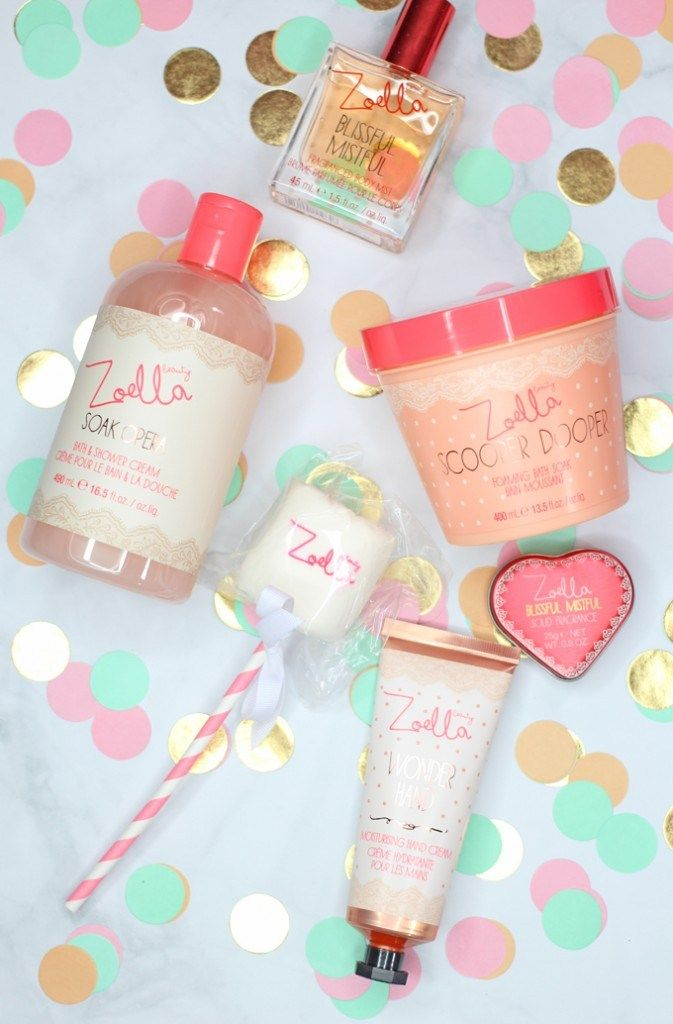 Zoella Beauty The Prettiest Girly Products Around Zoella