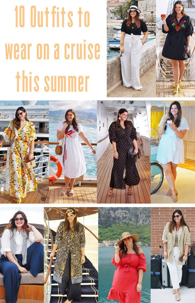 10 Outfits to pack for a cruise this summer! - Fashion Foie Gras