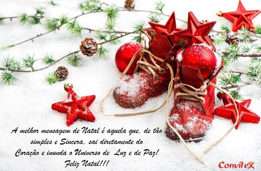 Mensagens De Natal 2016 E Frases Para Facebook Natal Christmas