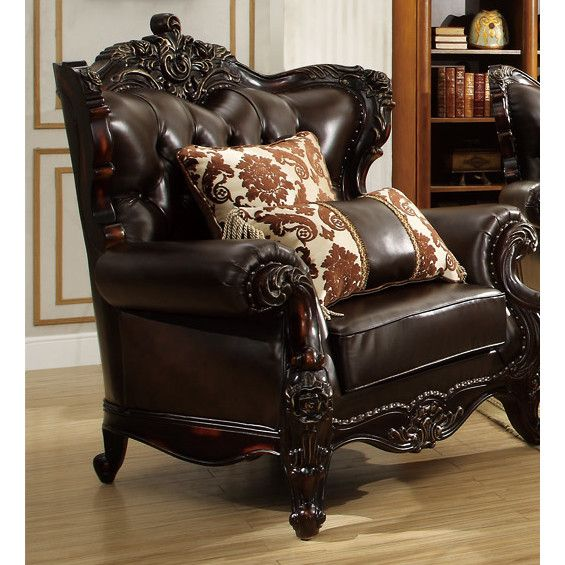 Meridian Furniture USA Barcelona Arm Chair