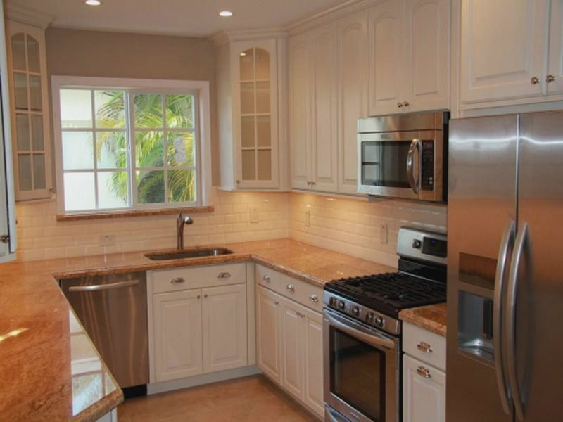 New Kitchen Small u shaped kitchen New Kitchen