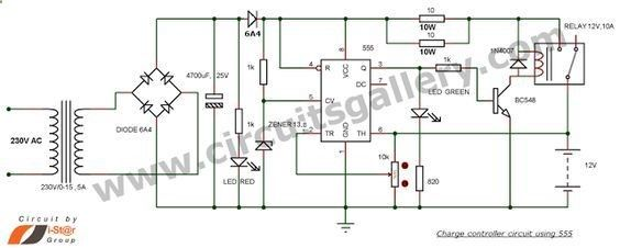 12v Battery Charger Circuit with Auto Cut off Gallery of Electronic - Photo Tableau Electrique Maison