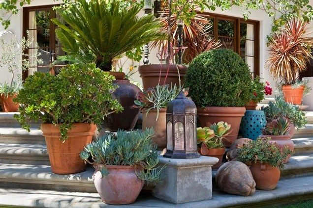 Patio Container Garden Ideas Ll Garden Container For Planting 13 Best  Images About Garden On Pinterest