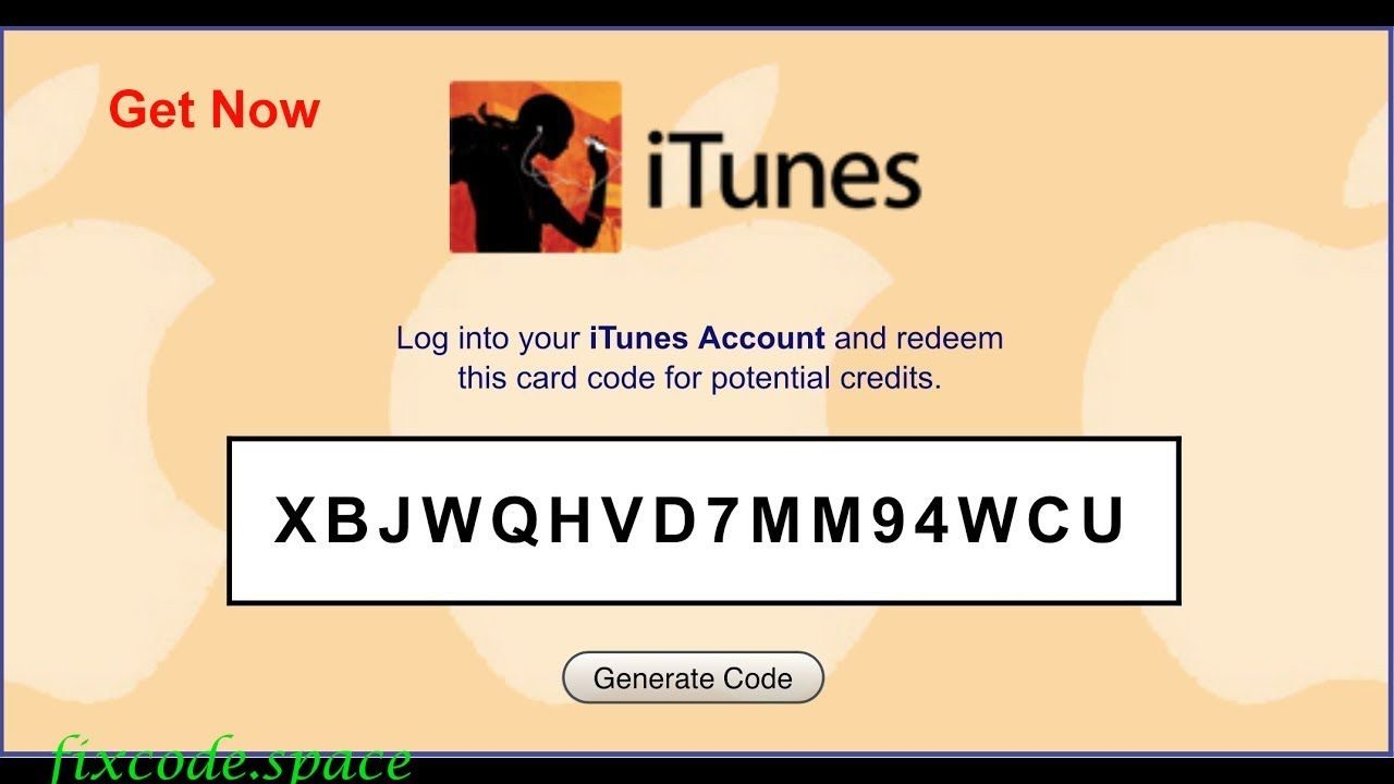 how to get free gift cards | itunes gift card | itunes redeem code