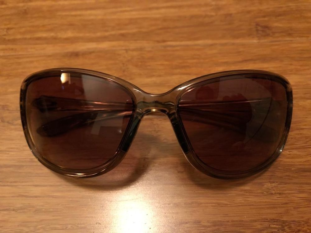 dc9d42219c eBay  Sponsored Oakley Womens Cohort Sunglasses Sepia Dark Brown Gradient  One Size