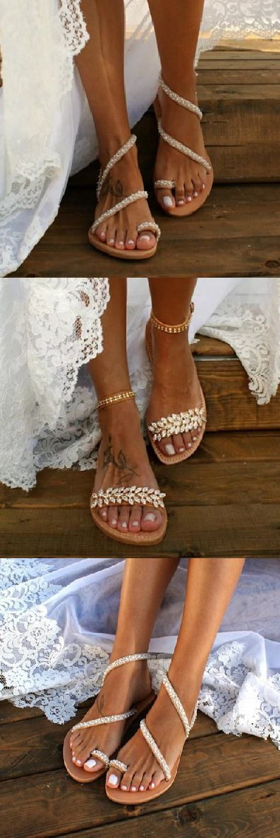 SHOP NOW>> Up to 70%OFF! Summer New Arrival Sandals for You to Be Ready for Your Summer