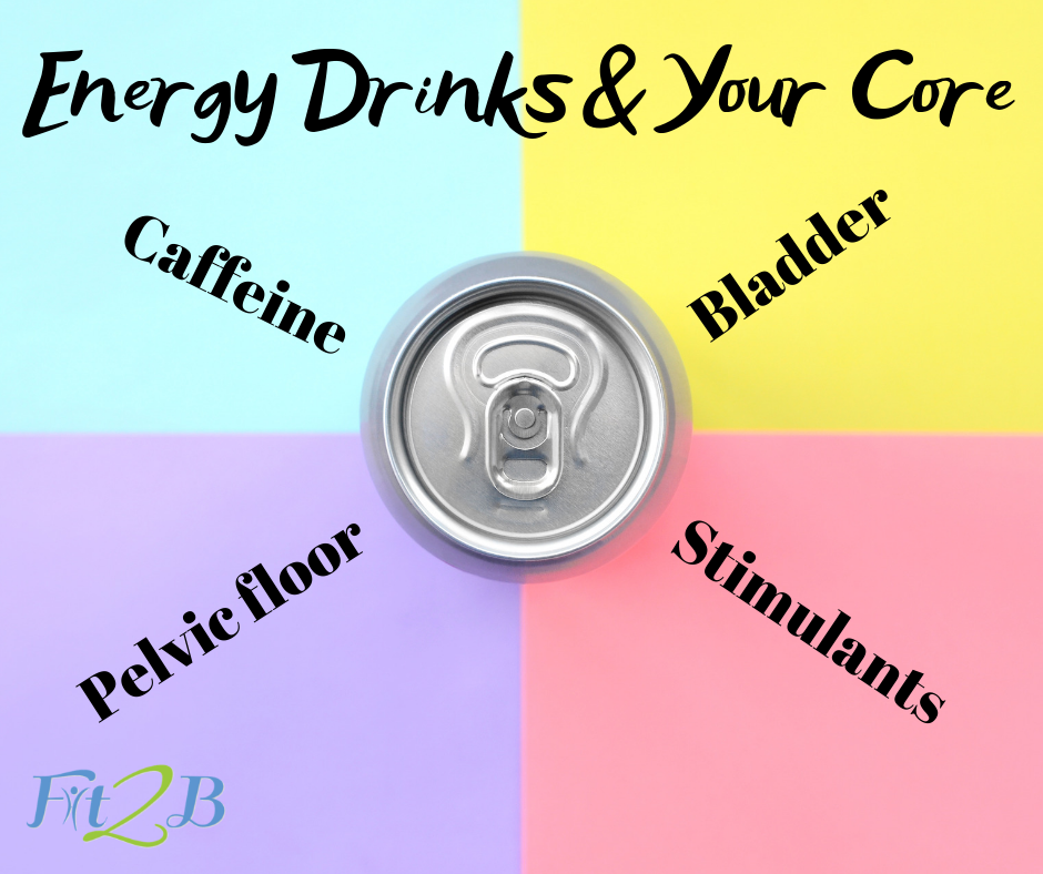 Energy Drinks & Your Core Is it Time to Rethink Energy