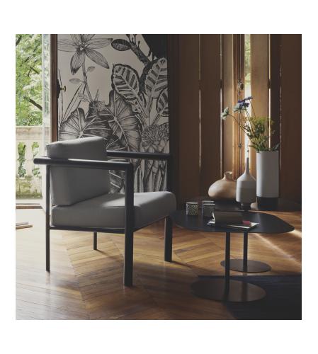 MalletStevens Fauteuil En Cuir Habitat Amazing Home Interiors - Fauteuil cuir habitat