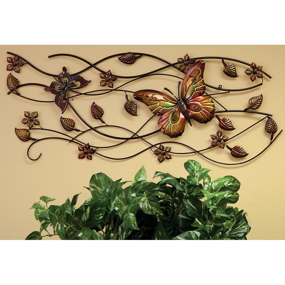 Graceful butterfly wall art for the home pinterest butterfly