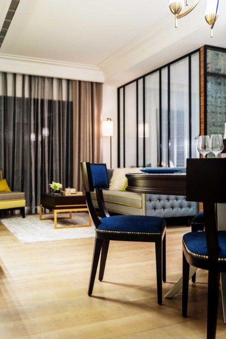 Luxury Apartment by Studio Oj | HomeAdore