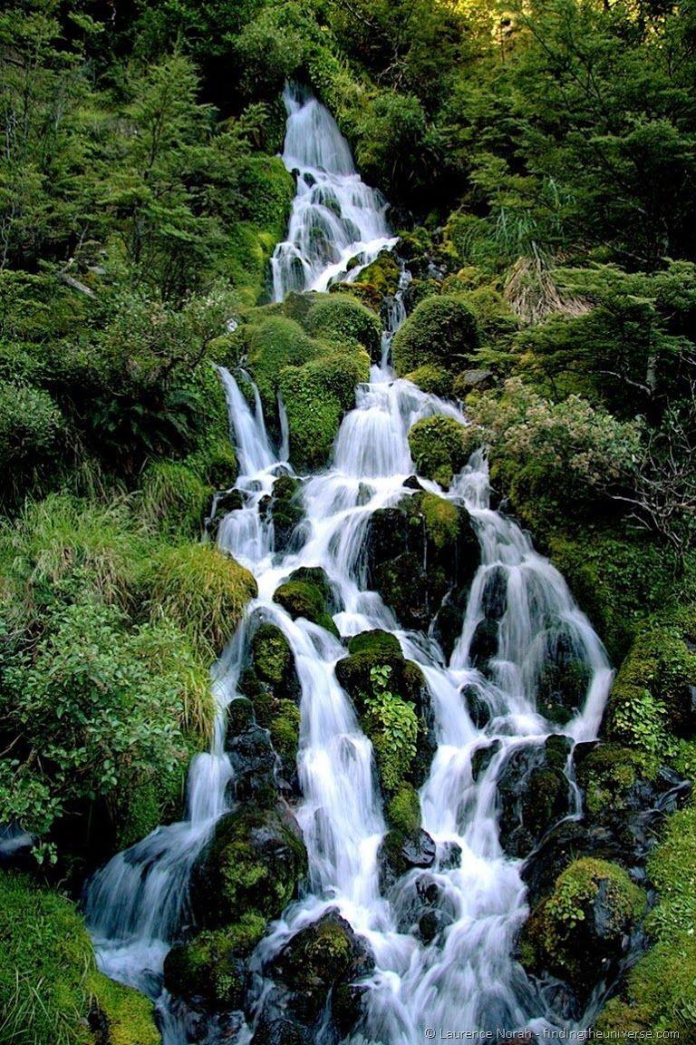 Waterfall next to Waitonga #TravelPinspiration Stunning!