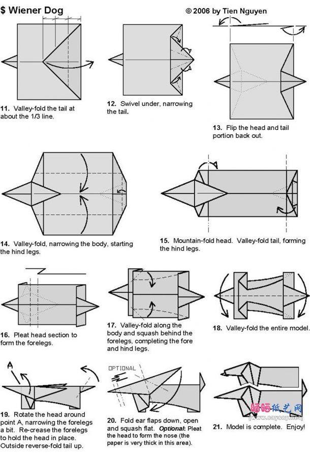 Money Leaf Origami Dollar Tutorial DIY Folded - YouTube | 890x610