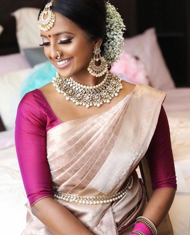 44++ Coiffure mariage indien des idees