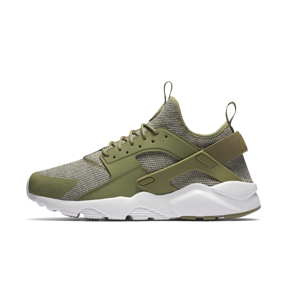 Nike Air Huarache Ultra Breathe Men's Shoe Size 12.5 (Olive