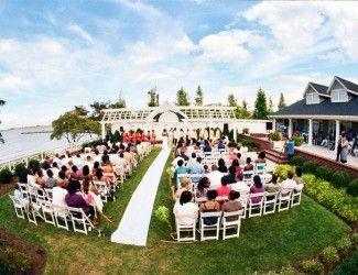 Wedding Chesapeake Bay Beach
