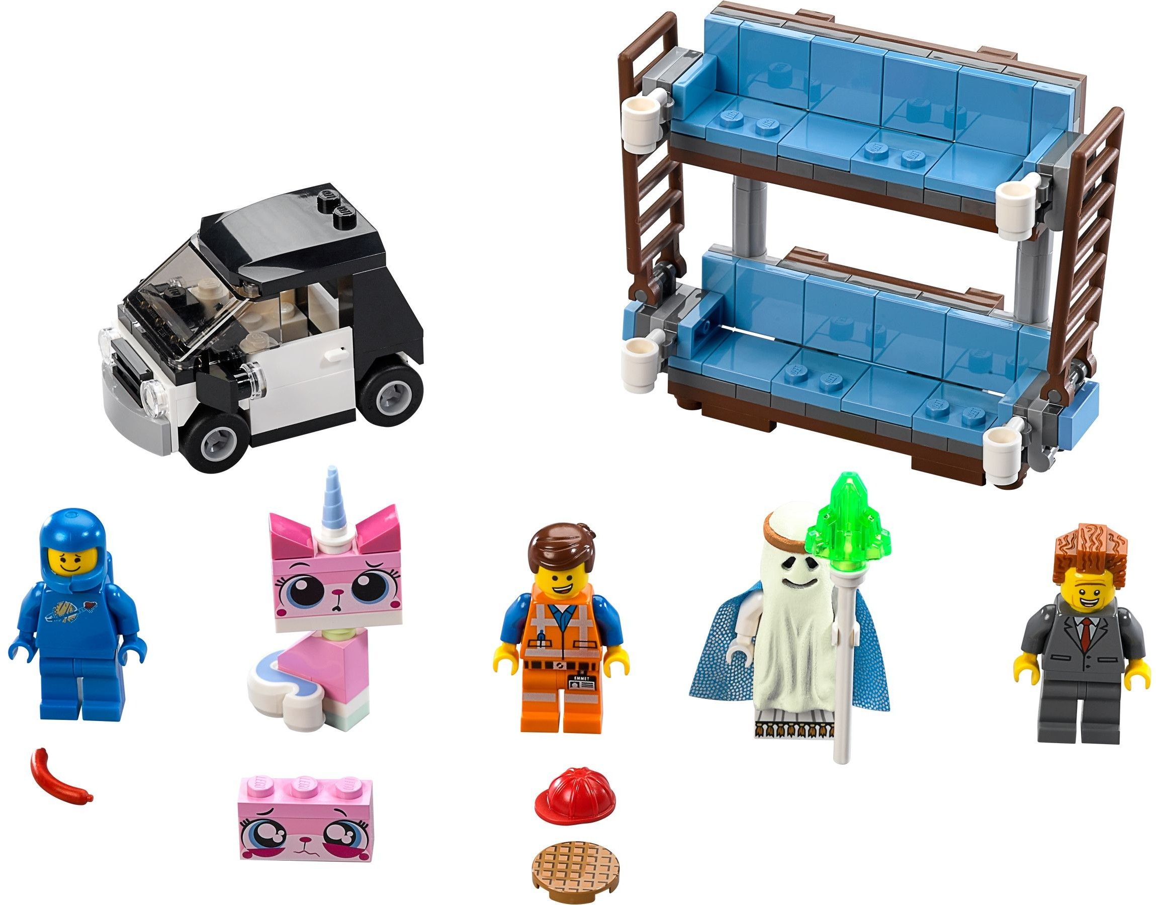 70818 1 Double Decker Couch Lego Movie Sets Lego Movie Lego News