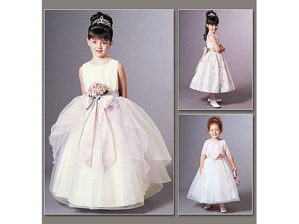 Nett Hochzeitskleid Muster Vogue Ideen - Brautkleider Ideen ...