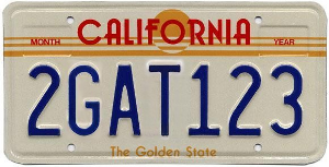 United States License Plate Designs And Serial Formats Wikiwand License Plate License Plate Designs Number Plate