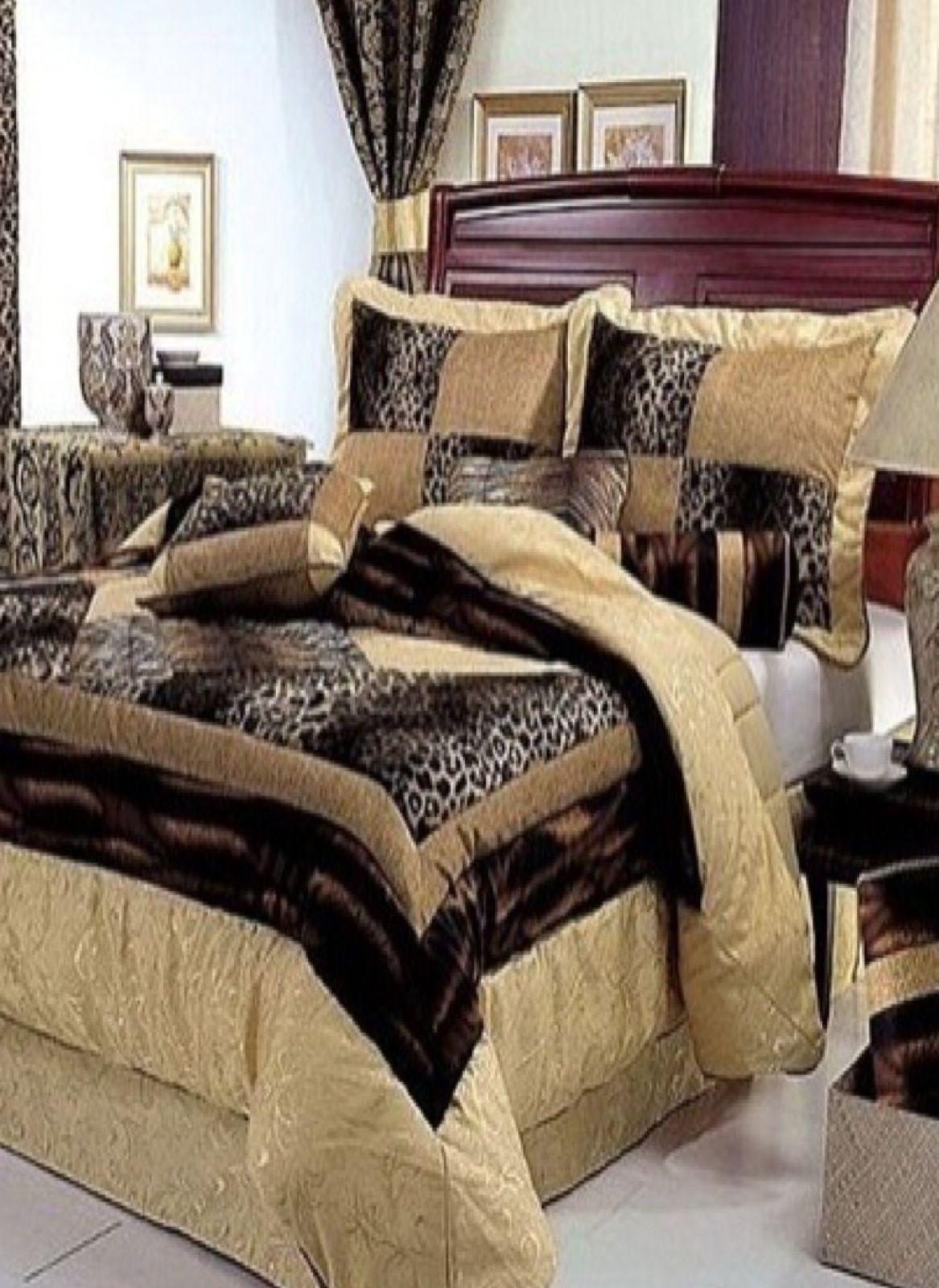 Luxury Leopard Bedroom Guest Room Or Master Leopard Print